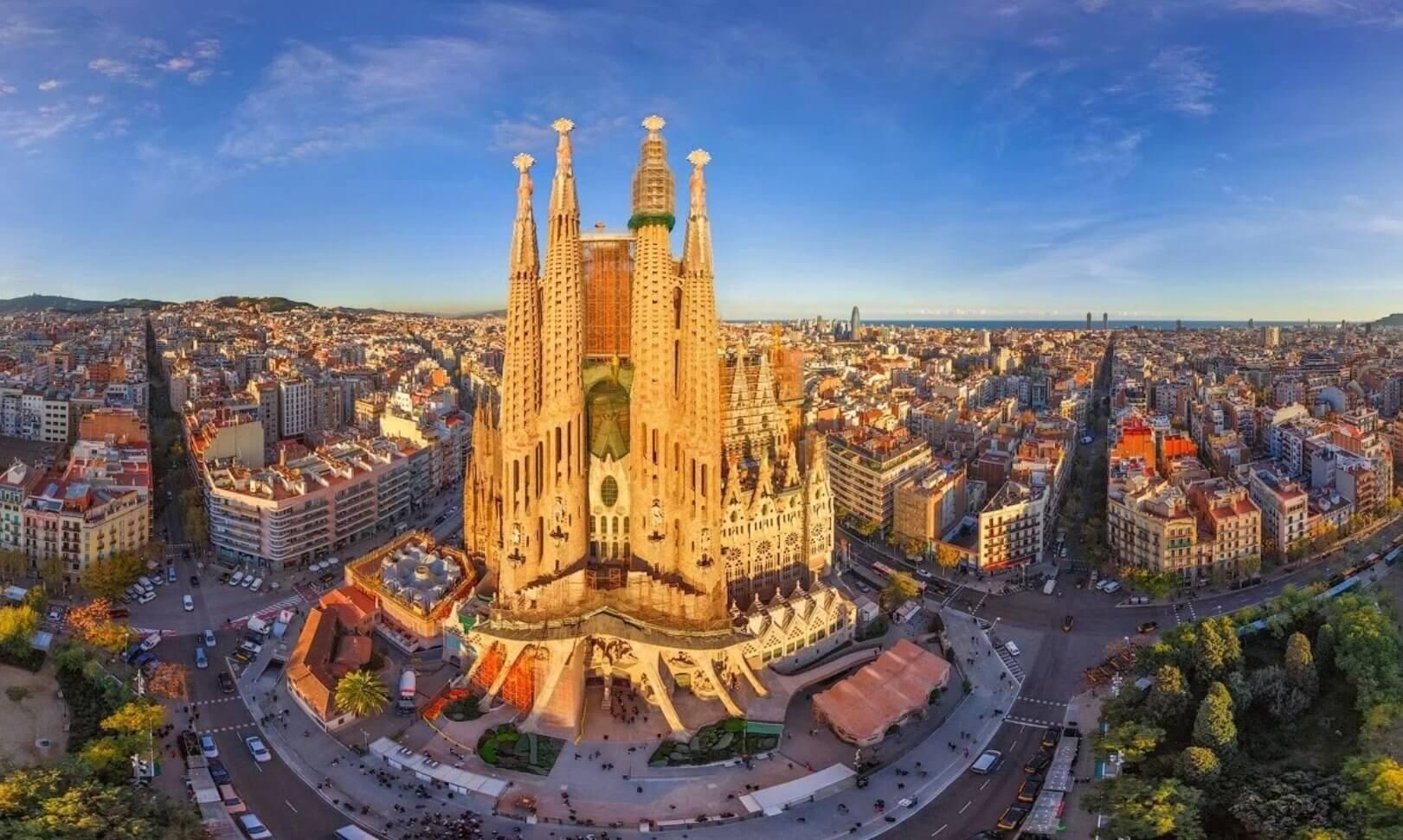 Отдых в Барселоне