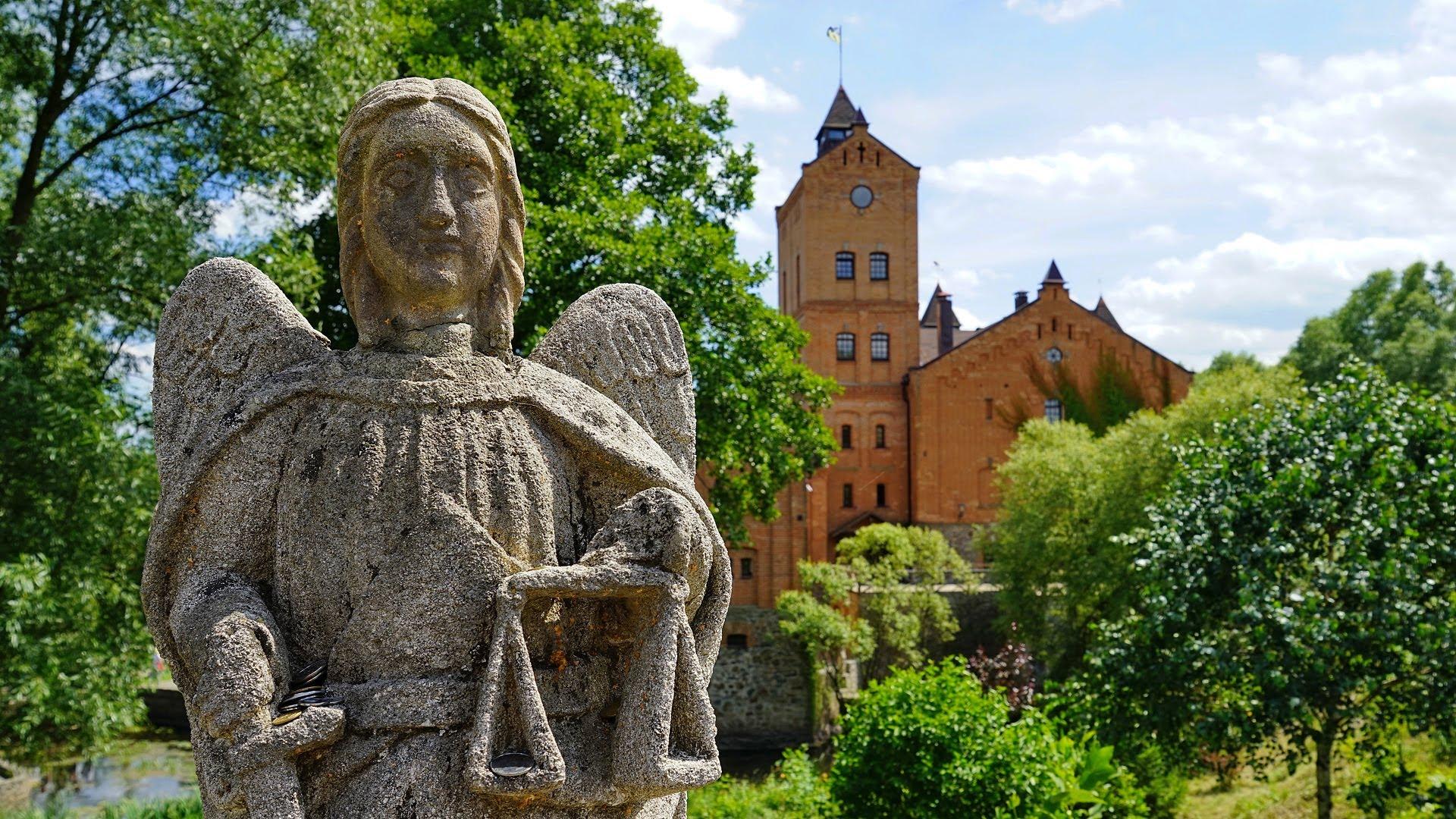 Тур в Замок Радомисль
